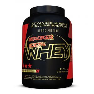Stacker2Europe - 100% Whey protein 908g