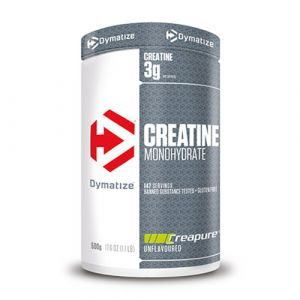 Dymatize - Creatine Monohydrate  Creapure New Version