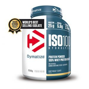 Dymatize - ISO100 Hydrolized 2200g