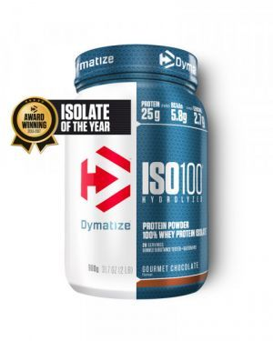 Dymatize - ISO100 900g 100% Whey Protein Isolat