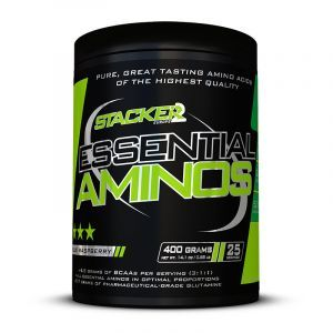 Stacker2Europe - Essential Aminos EEAs 400g Bcaa Gltuamine