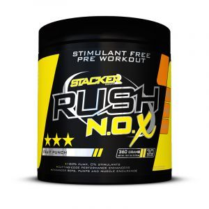 Rush N.O.X. ( 360g ) - Preworkout | Stacker2Europe
