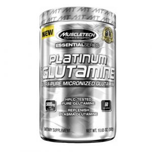 Muscletech - Essential Platinum 100% Glutamine 300g