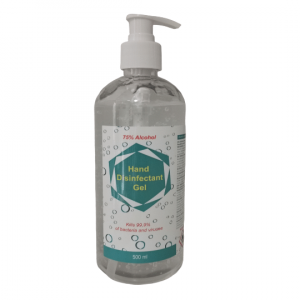 Antibacterial Gel 500ml