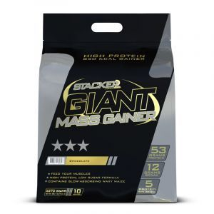 Stacker2Europe - Giant Mass Gainer 2.27Kg